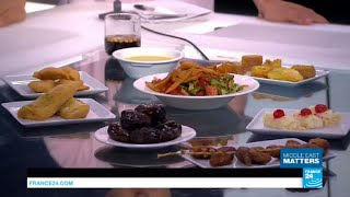 Ramadan  Learn this chef's culinary secrets and eat your way through Middle East Matters!
