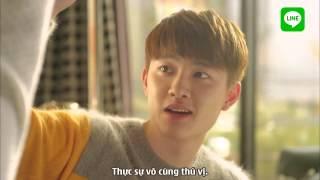 D O EXO thấy khó khăn khi đóng phim cùng các thành viên khác 3