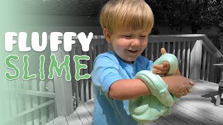 Make Giant Fluffy Slime #WithMe !!!  Super Easy Slime Recipe  Southern Living From Home