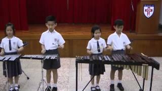 聖公會基榮小學_音樂_敲擊樂
