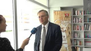 Rektoriaus prof. A. Žukausko komentarai apie priėmimą į Vilniaus universitetą