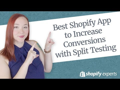 Best Shopify App to Increase Conversions with Split Testing thumbnail