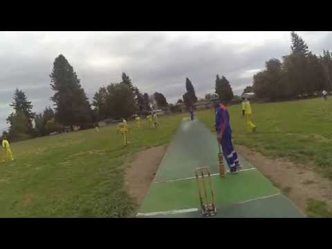Rainier Cricket Club Vs Microsoft Greens Part 1