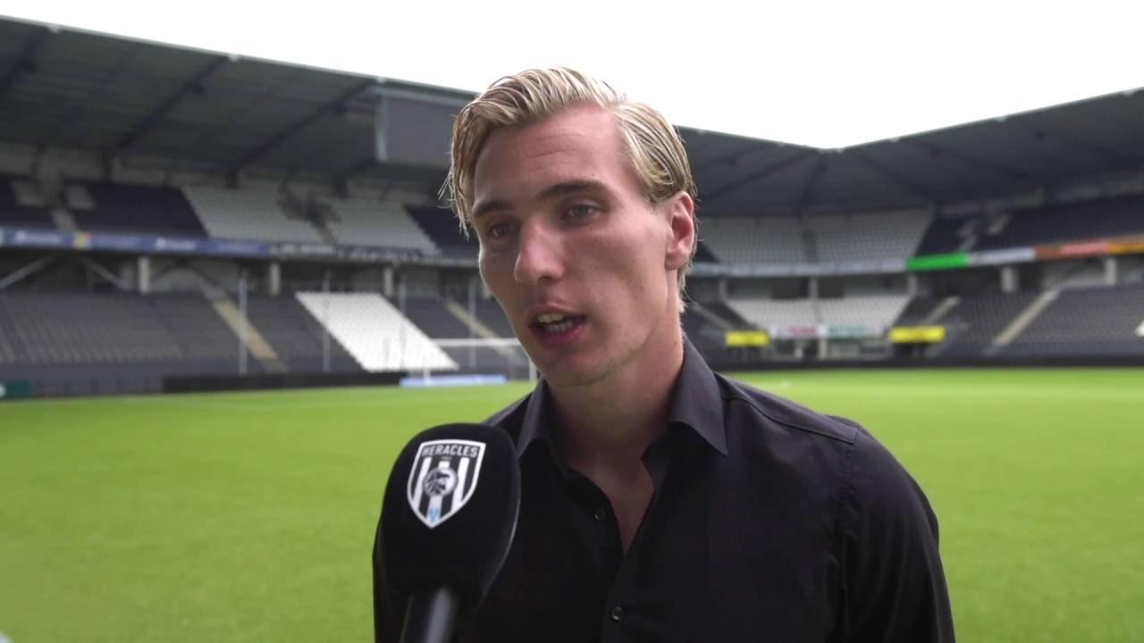 Vincent Vermeij tekent bij Heracles Almelo | Interview