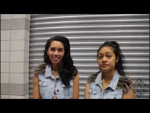 Bring It On 2013 | Auckland | EPSOM GIRLS x INTERVIEW