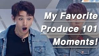 My Favoitre Produce 101 Season 2 Moments Ep 0 11