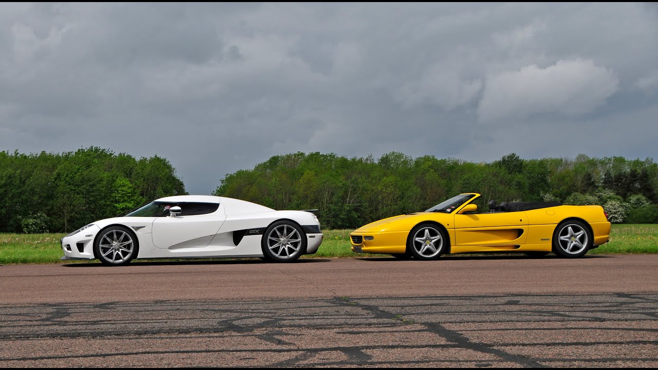Drag Race Supercar V Hypercar
