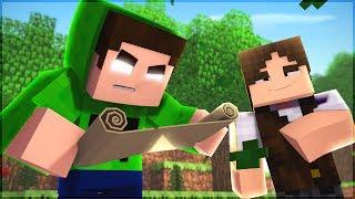 Minecraft Épico #20: EU FIZ UMA CAÇA AO TESOURO PARA UM YOUTUBER!