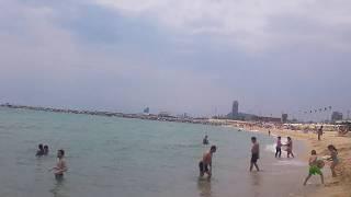 Тестирование морской воды.)))