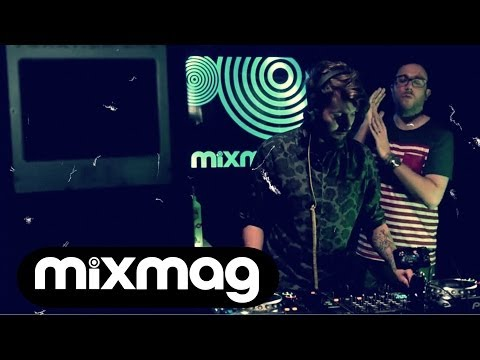 Shadow Child & Ben Pearce bass house DJ sets in The Lab LDN