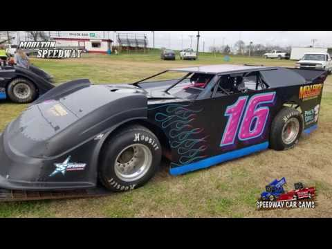 #16 Heather Lowe - 602 - 3-17-18 Moulton Speedway - In Car Camera