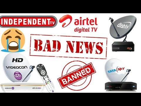 Bad News-All Indian Satellite Channels Ban In Pakistan 2018