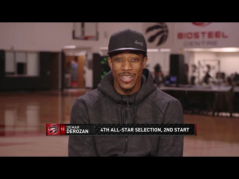 DeMar DeRozan Joins TNT | Inside the NBA | NBA on TNT