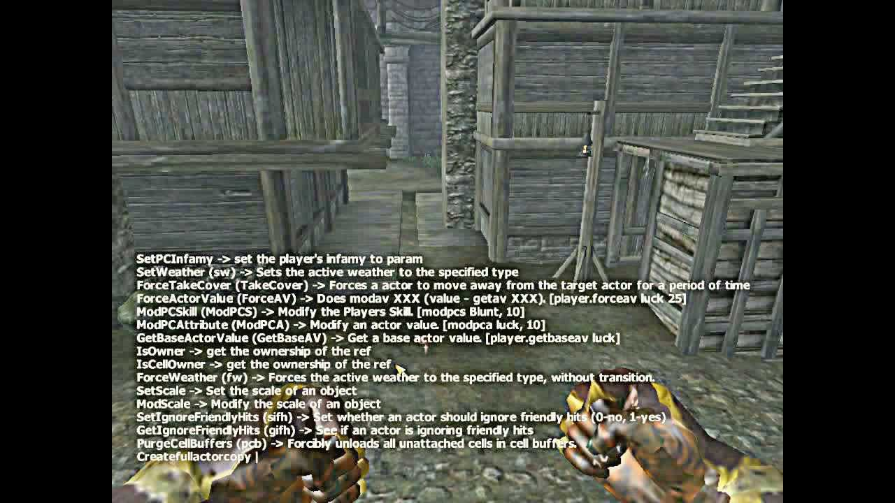 <b>Oblivion cheats</b> pc - YouTube