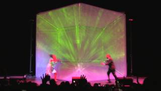 FLYING LOTUS - NEVER CATCH ME IRL @ THE WILTERN LA - 11.14.2014