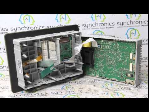 Allen Bradley - Panelview Plus Compact 400 2711PC-B4C20D Repaired at  Synchronics Electronics Pvt  L