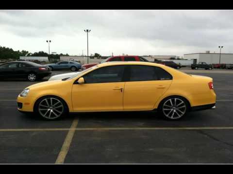 volkswagen jetta sedan yellow arlington tx youtube