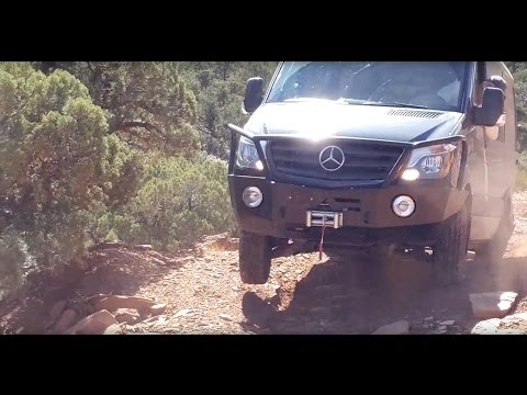 Mercedes-Benz Sprinter 4X4 In Action Live Exclusive Outfitters