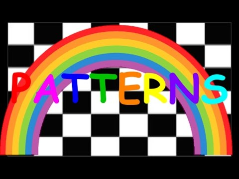 """""""PATTERNS""""  An original song by The Bopalongs from Melbourne Australia Children's Music Productions"""