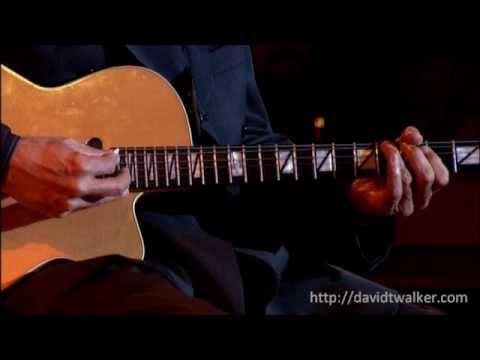 David T. Walker - Soul Food Cafe (Live) [Official Video]