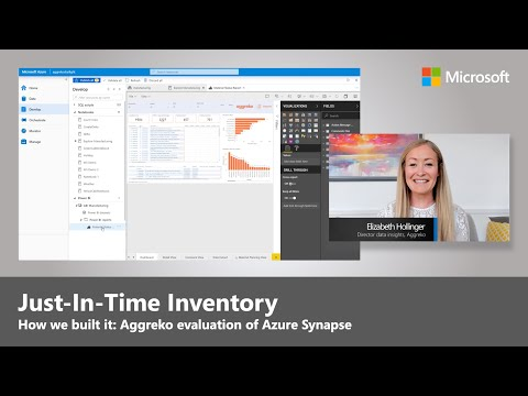 Azure Synapse Just-In-Time Inventory | Aggreko's Practical Use Caseиз YouTube · Длительность: 11 мин19 с