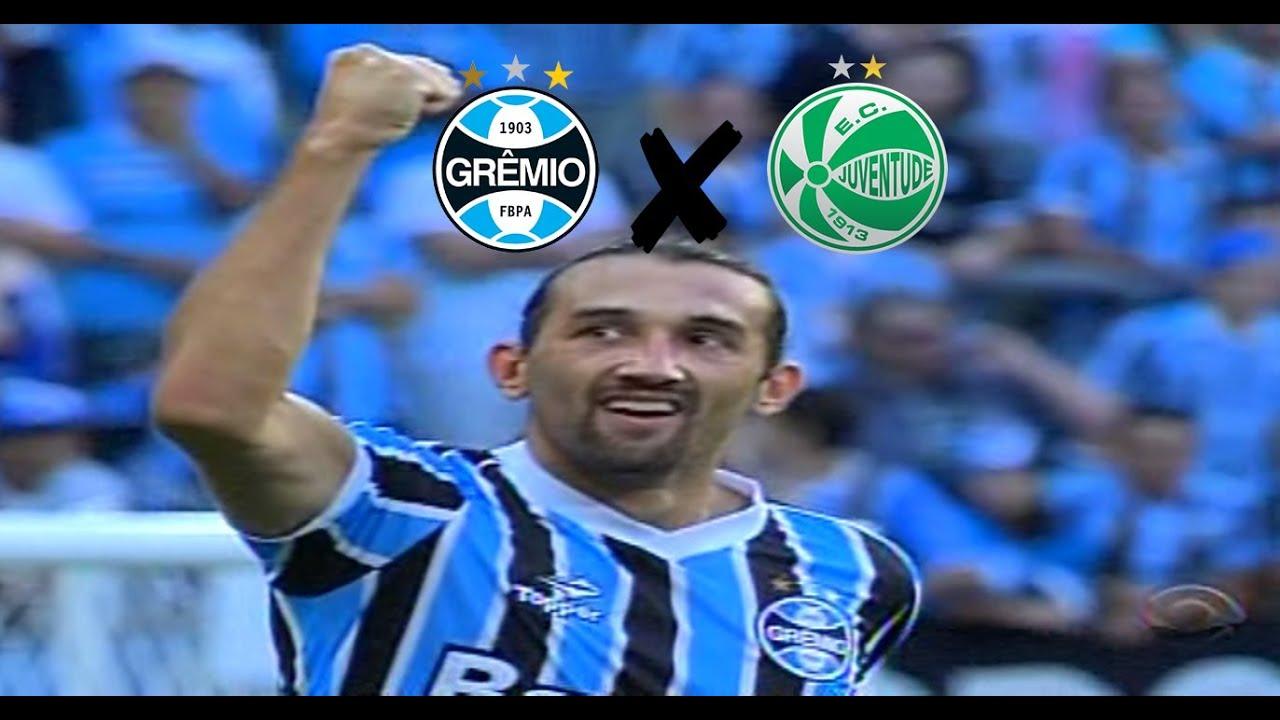 Grêmio 3 x 0 Juventude - QUARTAS DE FINAL Campeonato Gaúcho 2014 ... 9c9ee820026c1