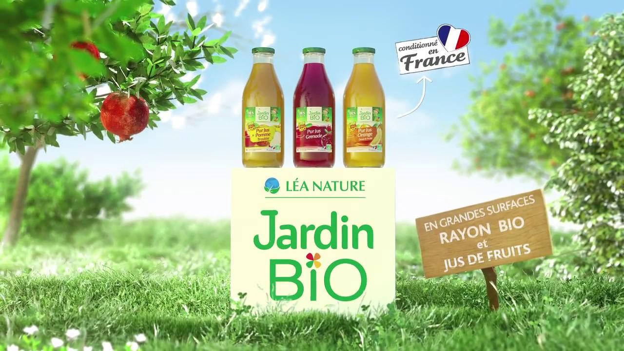 pub tv pur jus de fruits jardin bio - Jardin Bio