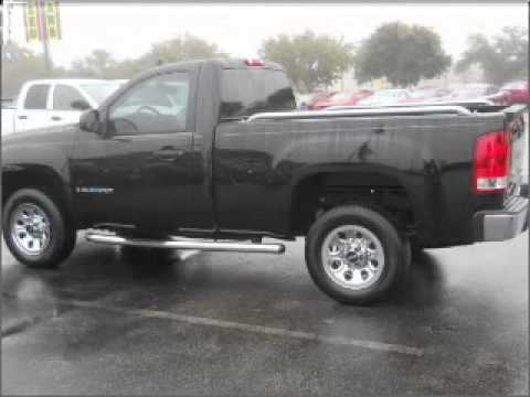 2009 Gmc Sierra 1500 Regular Cab San Antonio Tx