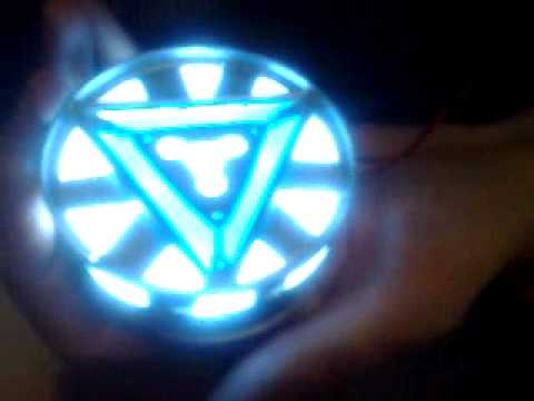 Arc Reactor Wallpaper Iphone Iron Man 2 Mark Vi Arc Reactor Prop Replica Youtube