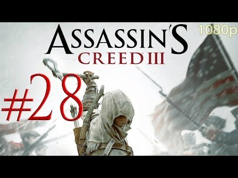 Assassin's Creed 3 Walkthrough/Gameplay HD - Lexington and Concord - Part 28 [No Commentary]