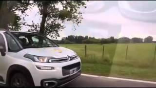 test drive citron c3 aircross 2016 parte 2