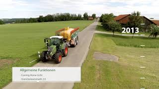 Fendt Variotronic Softwareupdates