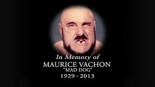 WWE pays tribute to WWE Hall of Famer Maurice