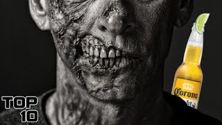 Top 10 Scary Diseases With Zombie Like Symptoms