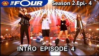 """The Four Episode 4 Intro Timbaland """"The Way I Are"""" The Four Season 2 Ep. 4 S2E4"""