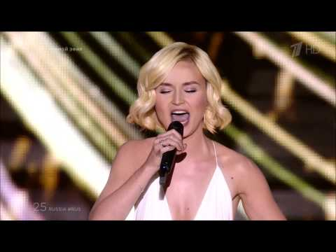 Микс – Polina Gagarina - A Million Voices (Russia) 2015 Eurovision Song Contest