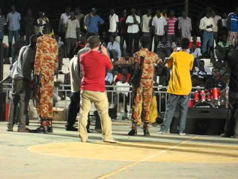 hip hop in Juba, South Sudan