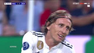 Real Madrid vs Roma 3-0 Extended Highlights and Goals (Champions league) 19/9/2018