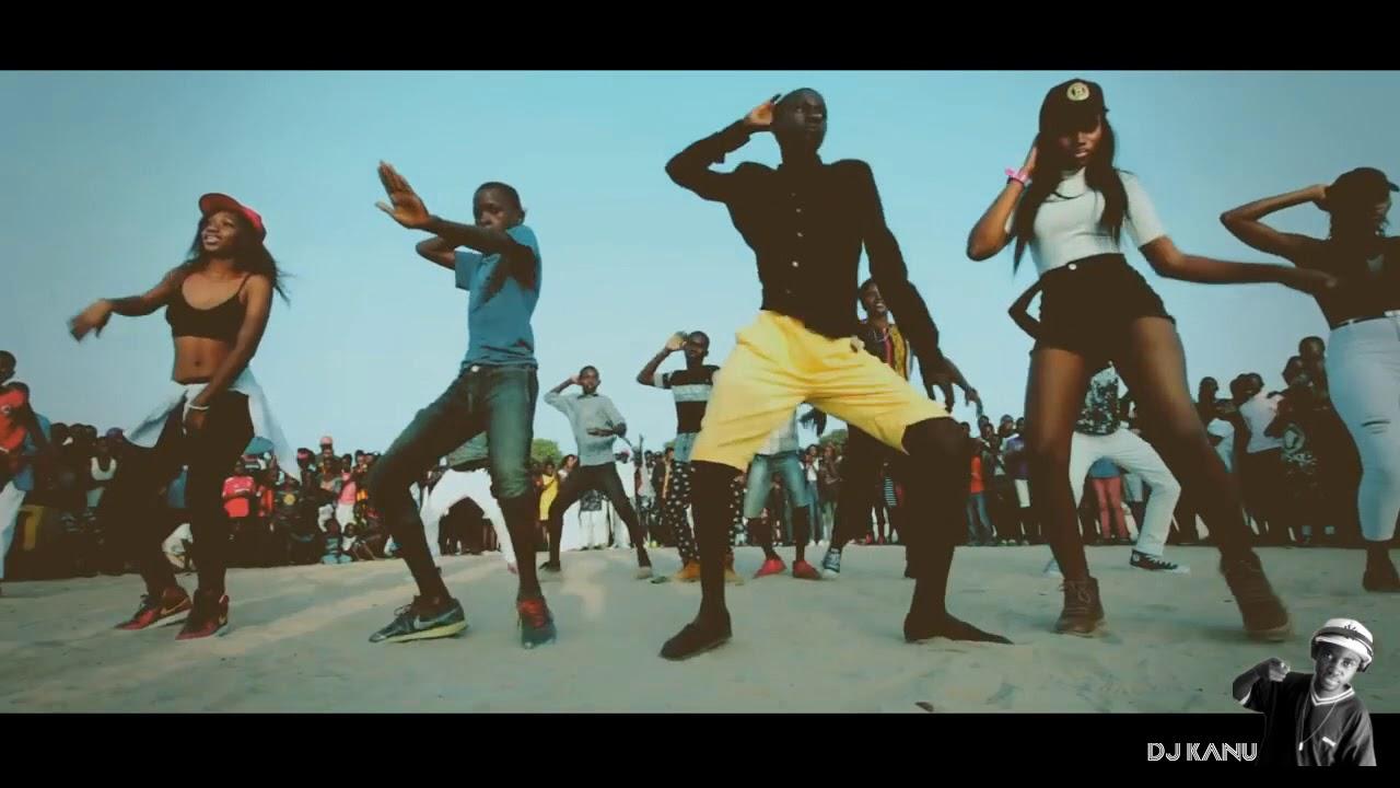 Dj Kanu Afro Dancehall Mix Video Part 1 (Gambian Music)