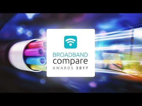 Broadband Compare Awards 2017