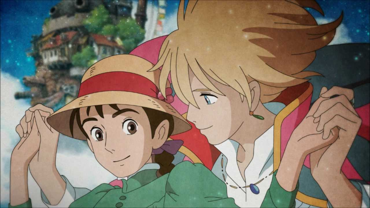Howls Moving Castle Hd Wallpaper Howl S Moving Castle Theme Youtube