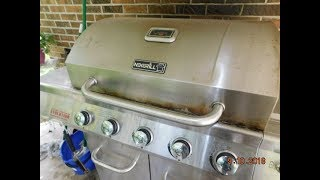 Nexgrill Infared Evolution Plus 4 Month Update: