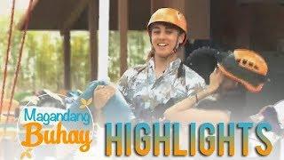 Magandang Buhay: Edward catches Maymay