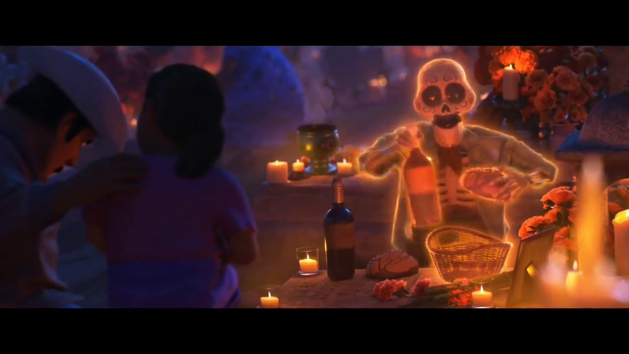 Download Coco movie clip meet the old family mumbers