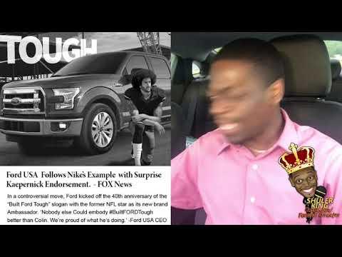 Shuler King  Colin Kaepernick Endorsed By Ford!!!