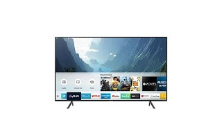 "Samsung NU7100 55"" 4K UHD Smart TV with HDMI Cable and 2..."