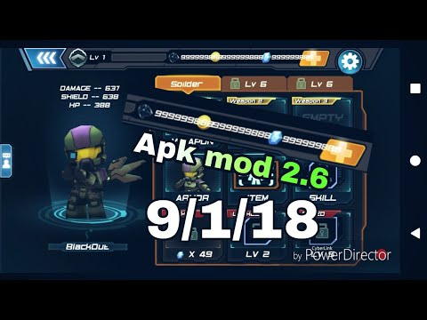 call of mini infinity mod apk 2.5