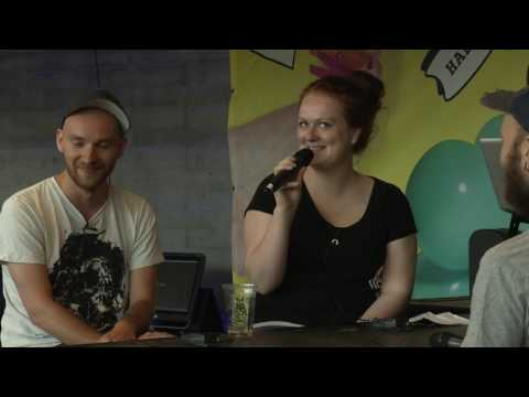 Kanal C | Interview mit: VÖGEL DIE ERDE ESSEN | Modular 2017