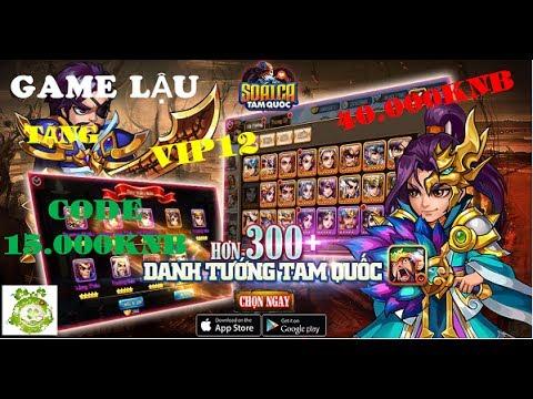Game Mobile Private Soái Ca 3Q | Free VIP12 | 40.000KNB | Sever Cày Cuôc  Lâu Dài