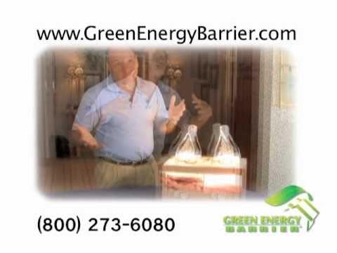 Green Energy Barrier - Radiant Barrier Saves on Heating Bills